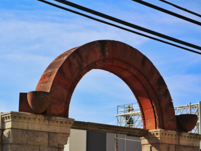 Tome Mansion Arch